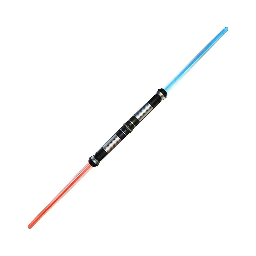 Double Multicolor Motion Activated Saber with STAR WARS Sounds by Blinkee