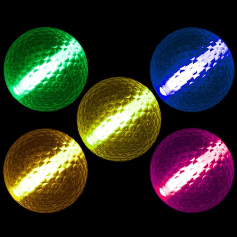 Glow Stick GOLF BALL Assorted Colors by Blinkee