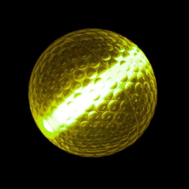 Glow Stick GOLF BALL Yellow by Blinkee