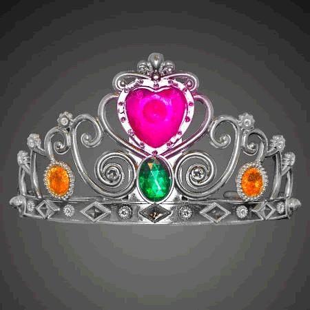 LED Princess Heart TIARA by Blinkee