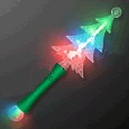 LED Sparkling Crystal HOLIDAY Tree Wand