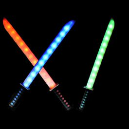 Multicolor LED Foam NINJA SWORD