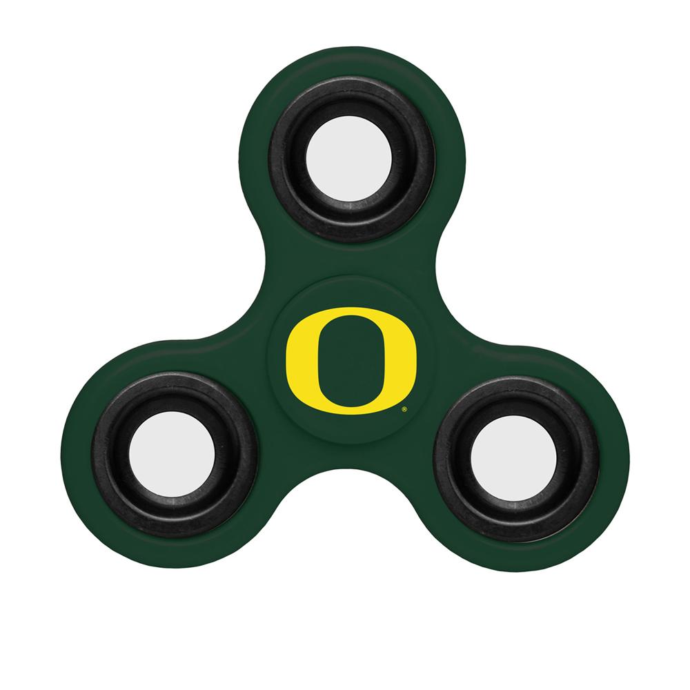 Oregon Ducks Pac 12 Officially LICENSED EDC Fidget Spinner by Blinkee