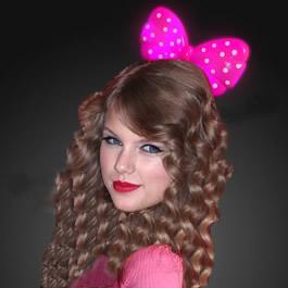 Light-Up-Hard-Shell-Bow-Headband-Pink.gif