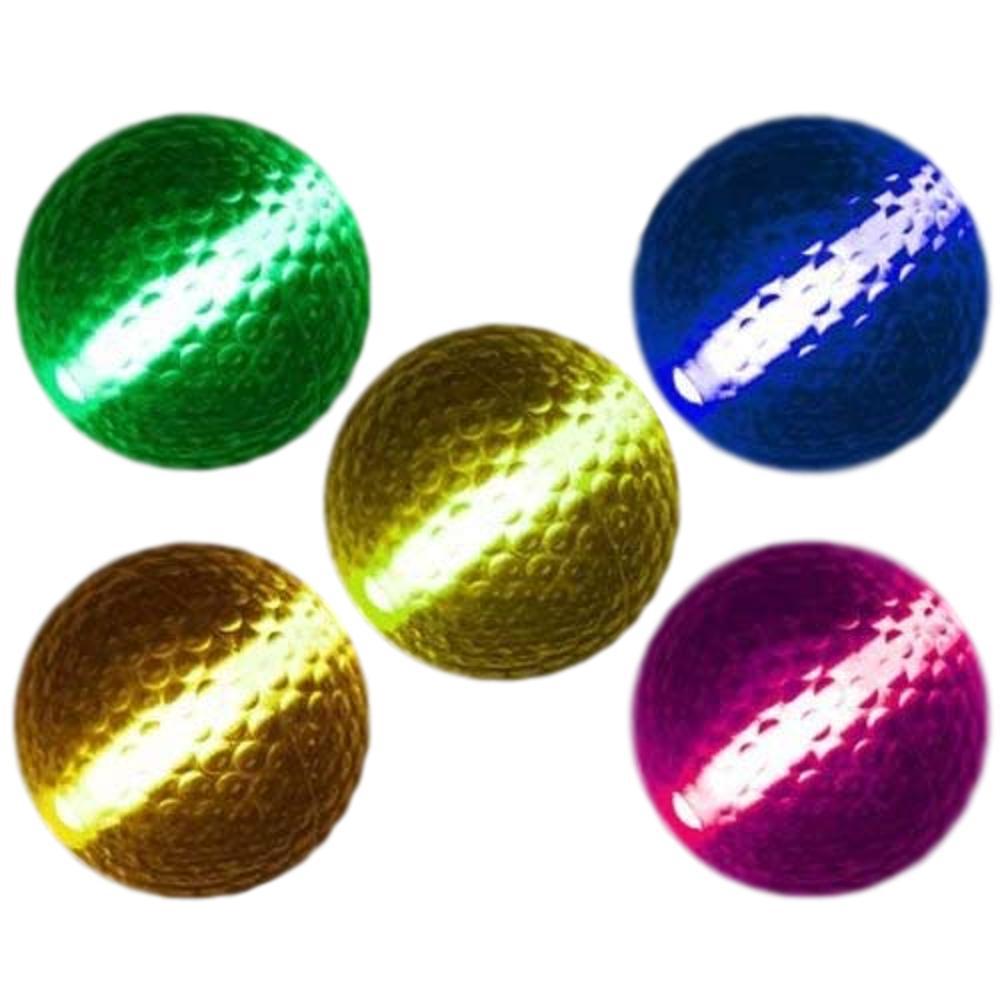 Glow Stick GOLF BALL Assorted Colors | Blinkee