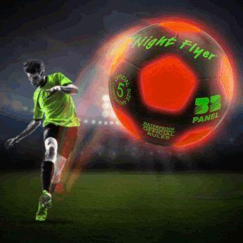 LED SOCCER Ball | Rainbow | Blinkee