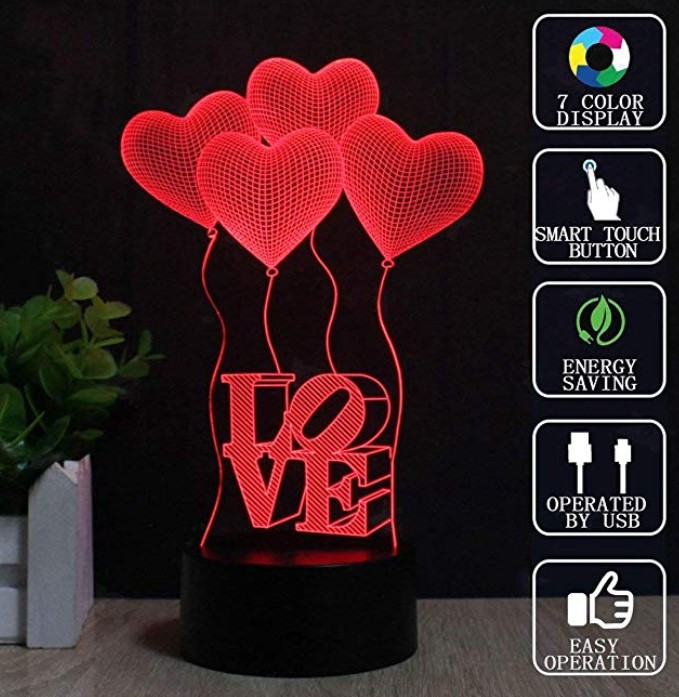 5 Heartwarming Valentine's Day Light ups