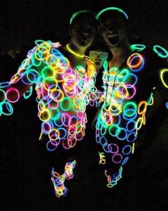 Glow Up With Glow Sticks