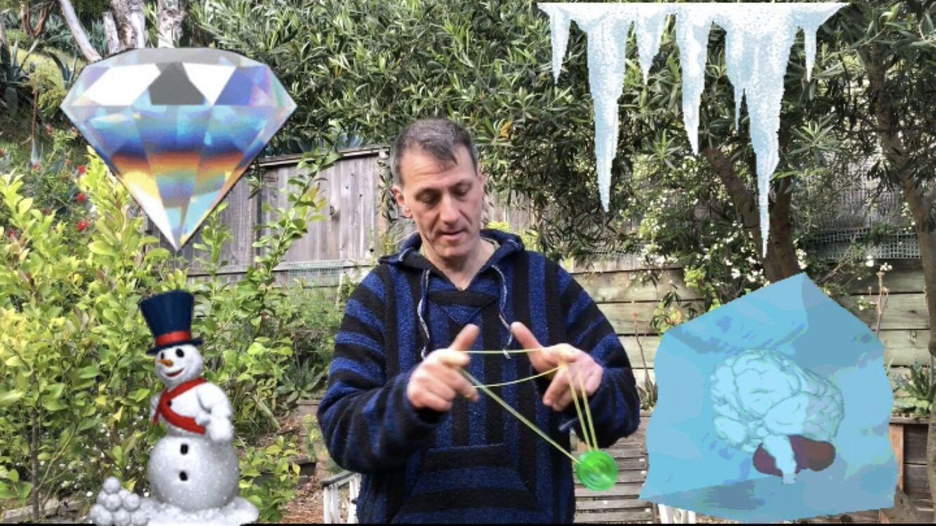 "Magic Matt Performs ""Cold Fusion"" (take 2) on a Skyva Magic YoYo"