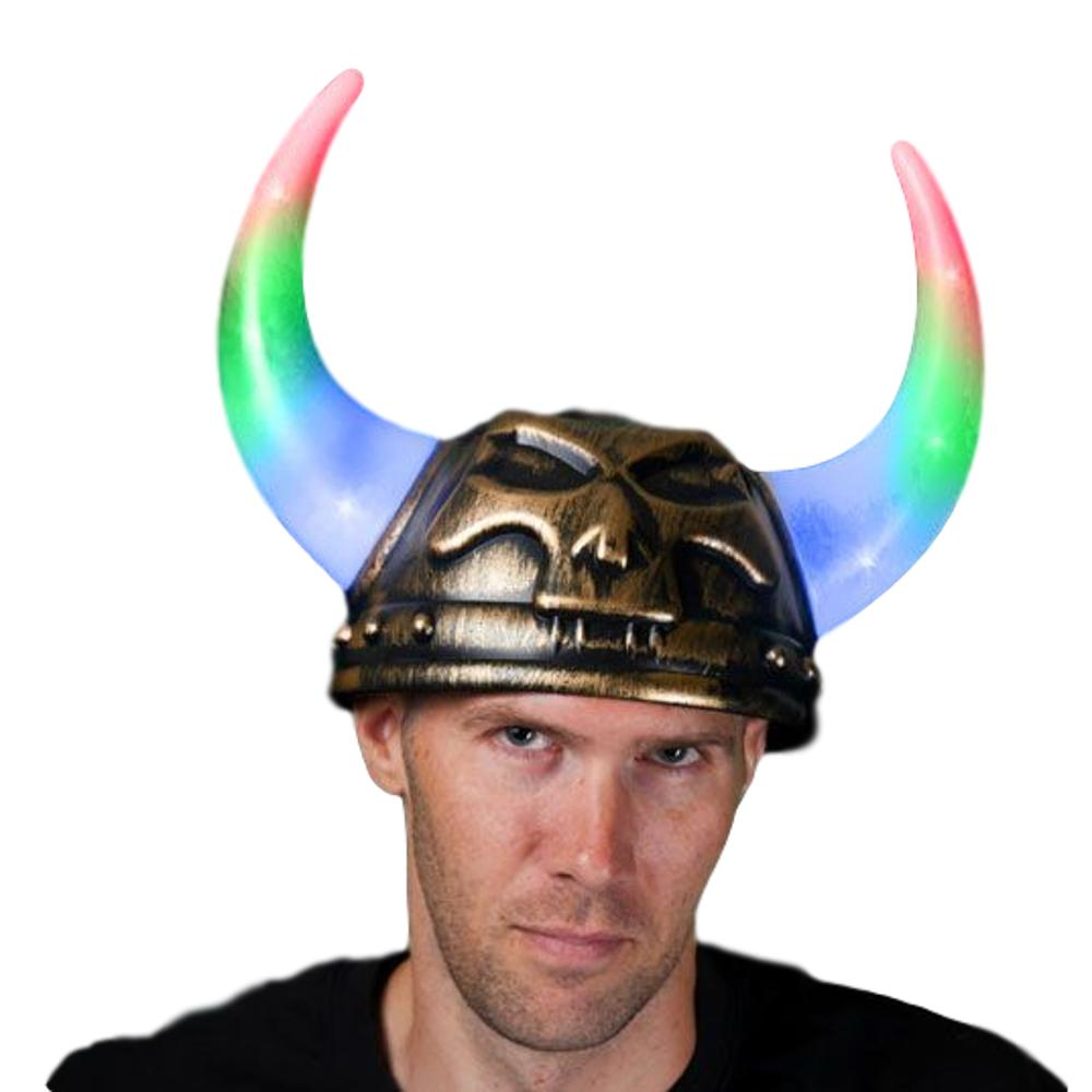 Light Up Devil Horns for Halloween