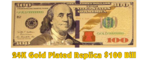 Go to FREE.BLINKEE.COM to get a Free 24k Gold Played Replica $100 Bill