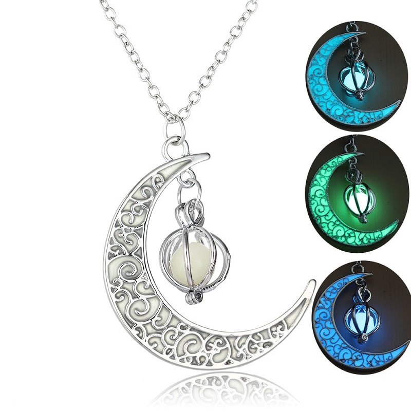 Look Uber Cool and Elegant with Gems Aglow's Glow in the Dark Jewelry