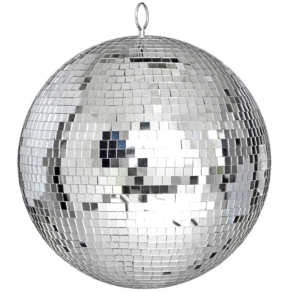 20 Inch Disco Ball with Optional Base All Products