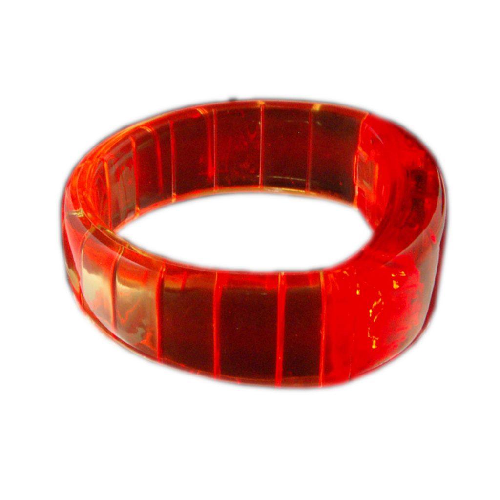 Fashion LED Bracelet Orange All Products