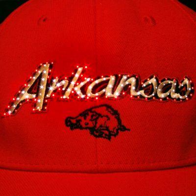 Arkansas Razorbacks Flashing Fiber Optic Cap All Products