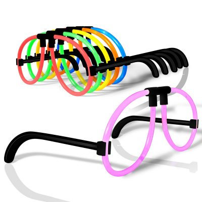 Glowstick Glasses Glow-in-the-Dark