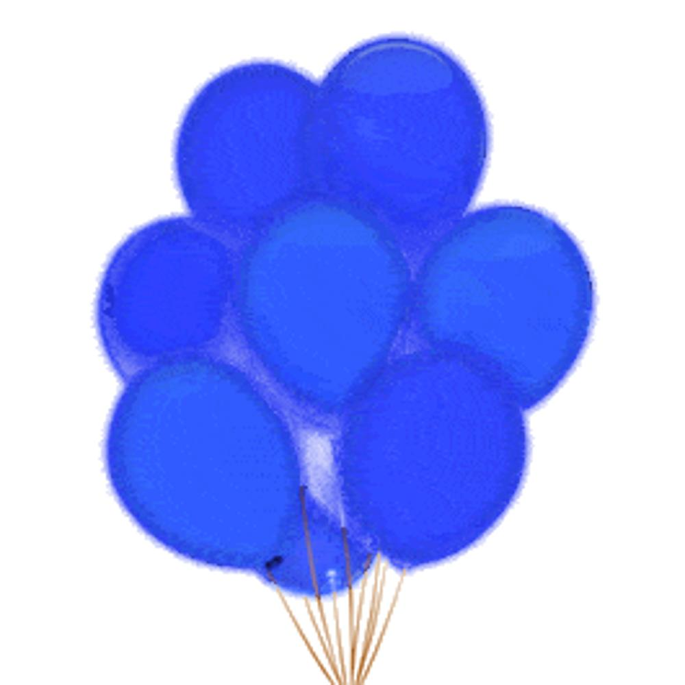 LED Balloons Five Pack Blue All Products