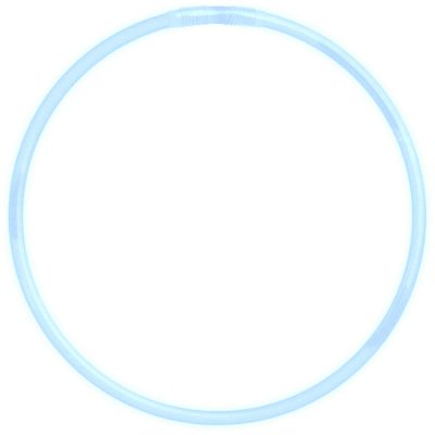 Glow Necklace Blue Tube of Fifty All Products