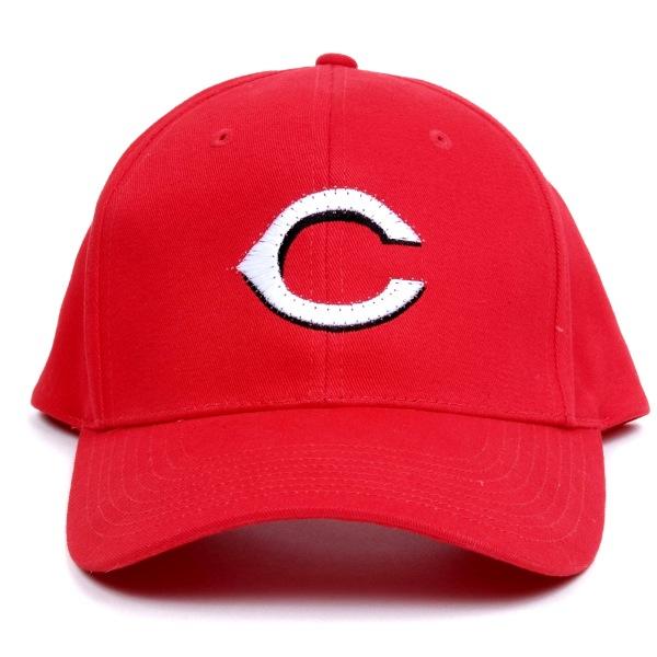 Cincinnati Reds Flashing Fiber Optic Cap All Products