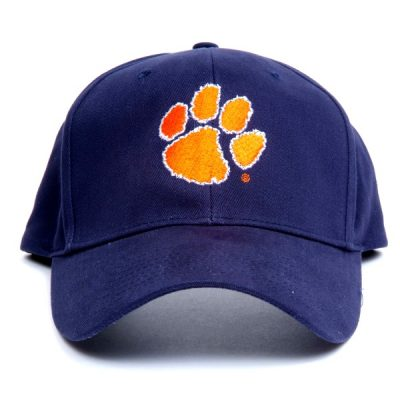 Clemson Tigers Flashing Fiber Optic Cap All Products