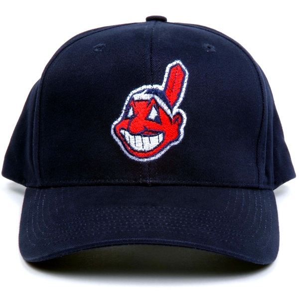 Cleveland Indians Flashing Fiber Optic Cap All Products