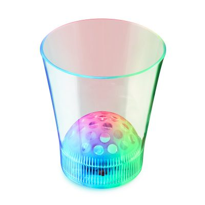 Disco Ball Prism LED Rocks Glass Rainbow Multicolor