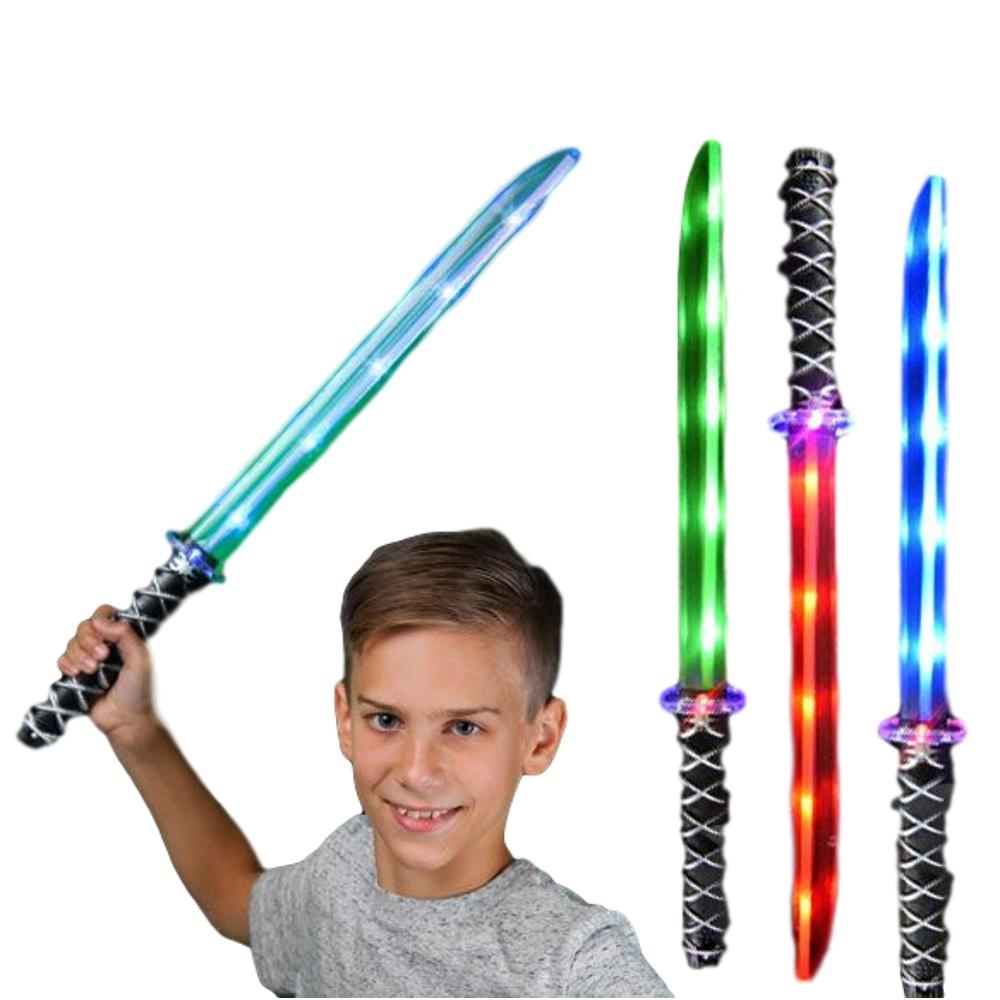 LED Ninja Sword Assorted Colors All Products