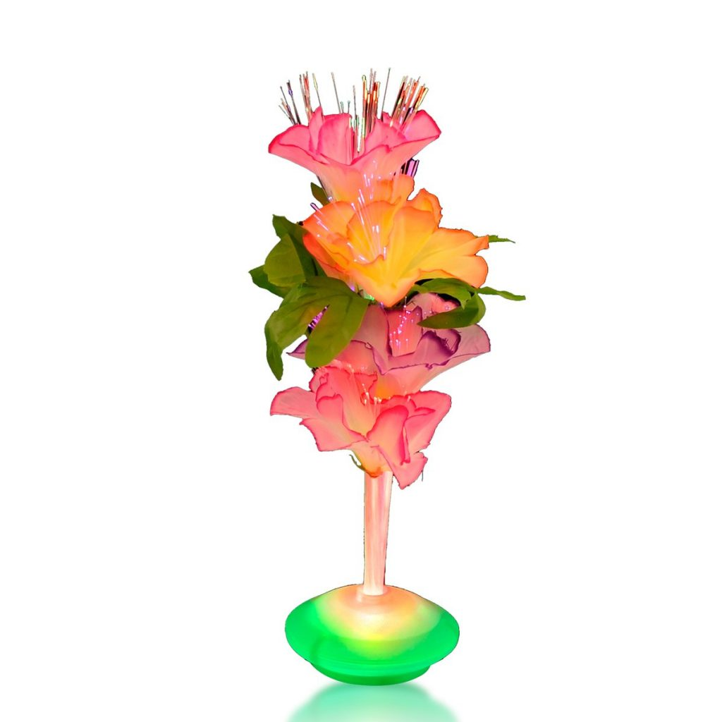 Fiber Optic Flower Centerpiece All Products