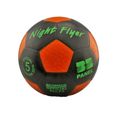 LED Soccer Ball Rainbow Multicolor