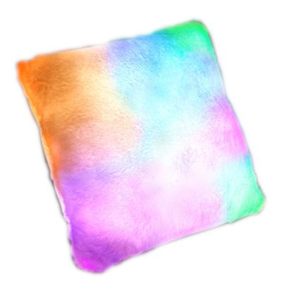 LED Light Up Super Soft Pillow Light Up Housewares
