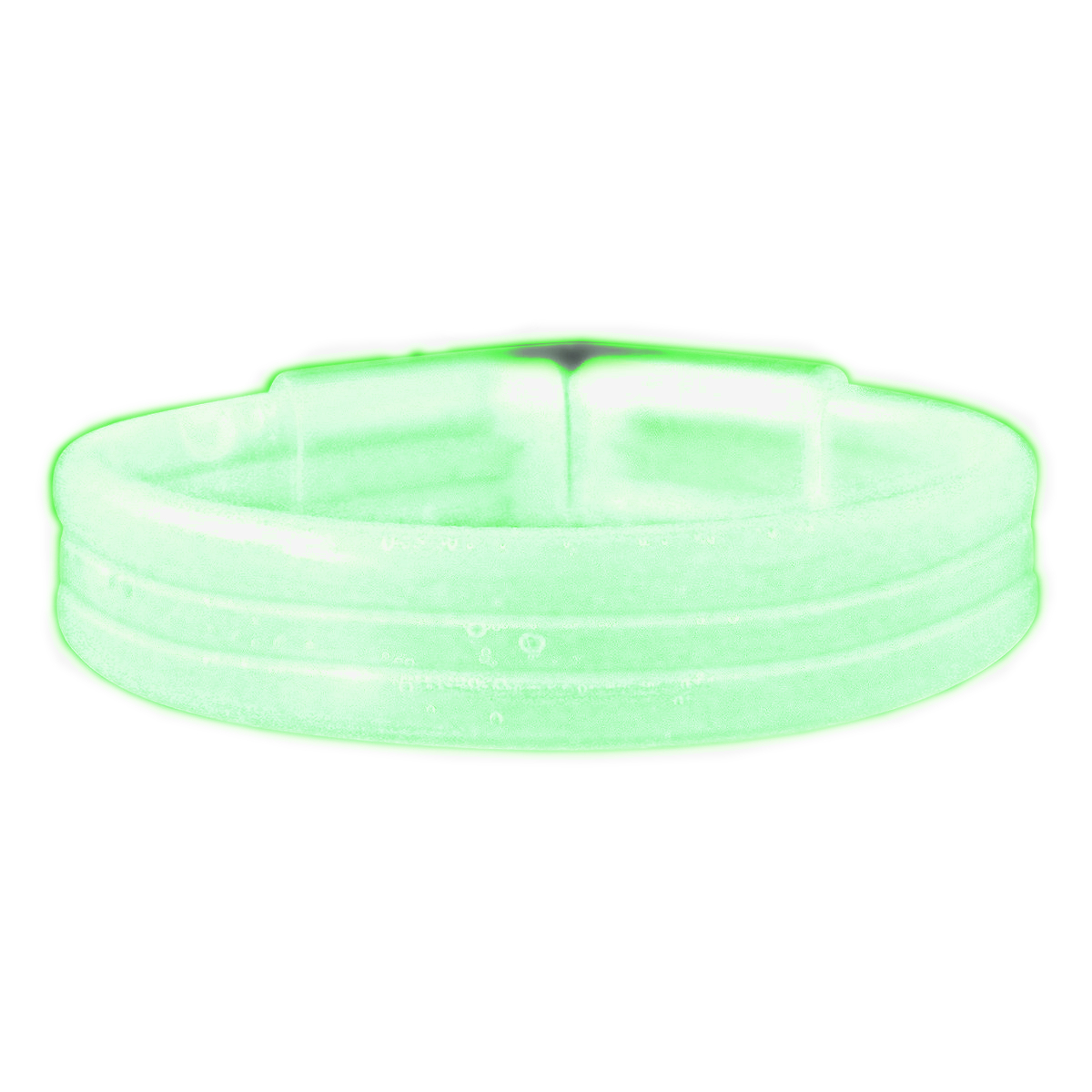 Wide Glow Stick 8 Inch Bracelet Green Pack of 25 All Products