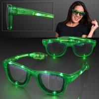 green-led-nerd-sunglasses