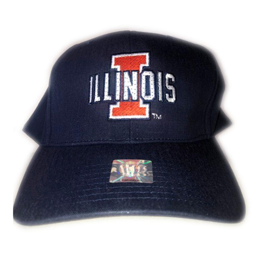 Illinois University Flashing Fiber Optic Cap All Products