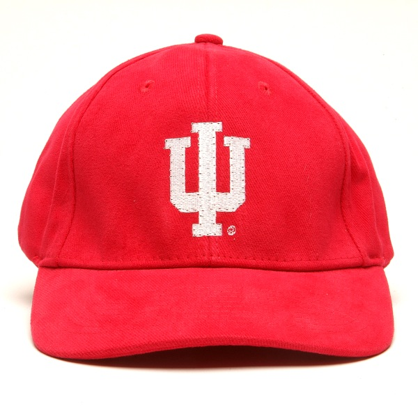 Indiana Hoosiers Flashing Fiber Optic Cap All Products