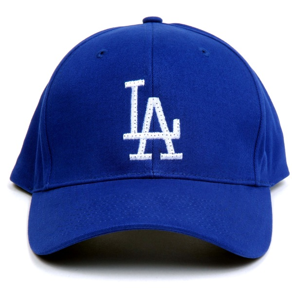 Los Angeles Dodgers Flashing Fiber Optic Cap All Products