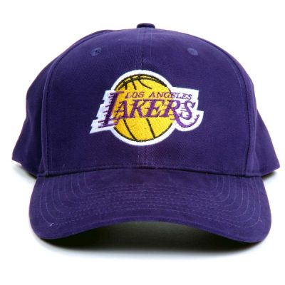 Los Angeles Lakers Flashing Fiber Optic Cap All Products