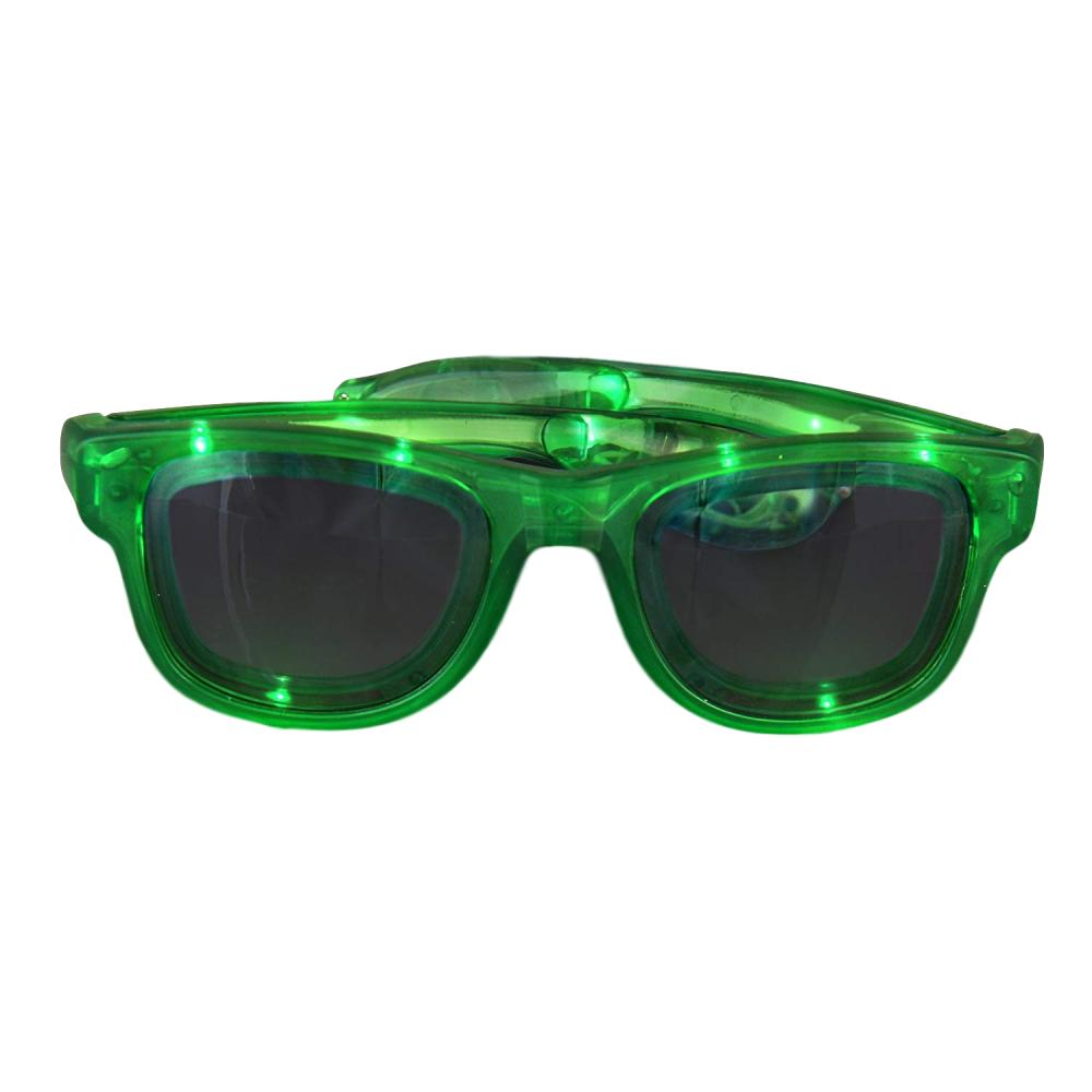 Green LED Nerd Glasses All Products
