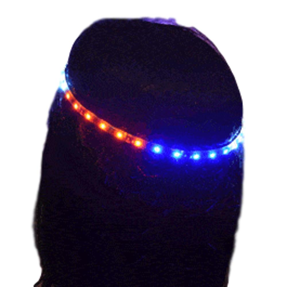 LED Flexible Light Strip Red White and Blue All Products