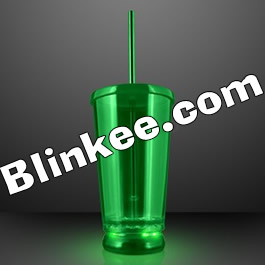 LED To Go Tumbler Green All Products