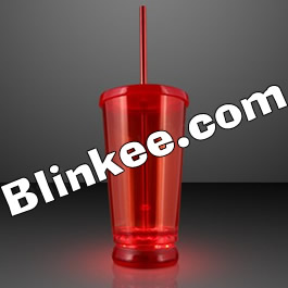 LED To Go Tumbler Red All Products
