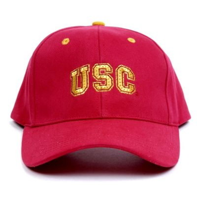 Southern California USC Trojans Flashing Fiber Optic Cap All Products