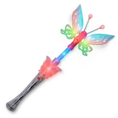 Transparent LED Butterfly Wand All Products