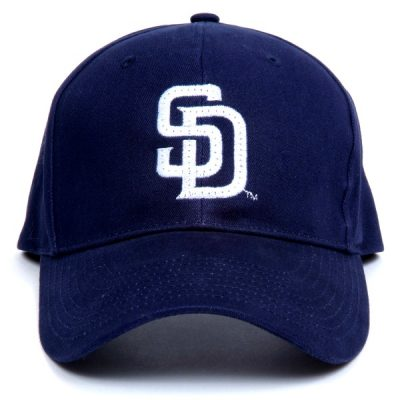 San Diego Padres Flashing Fiber Optic Cap All Products
