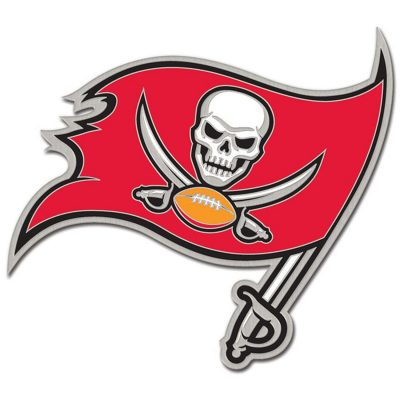 Tampa Bay Bucaneers Officially Licensed Flashing Lapel Pin All Products