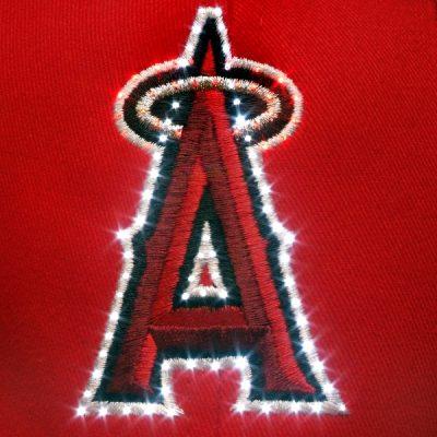 Los Angeles Angels Flashing Fiber Optic Cap All Products