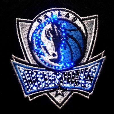 Dallas Mavericks Flashing Fiber Optic Cap All Products