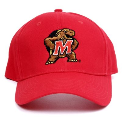 Maryland Terrapins Flashing Fiber Optic Cap All Products