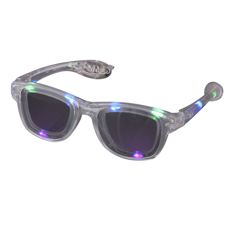 Multicolor LED Nerd Glasses All Products