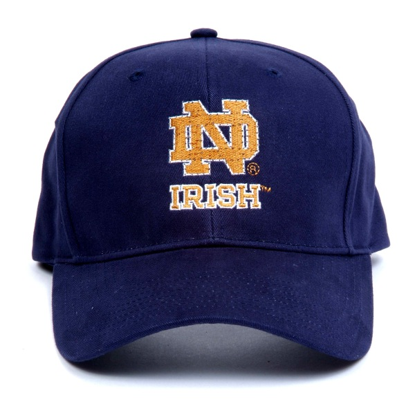 Notre Dame Fighting Irish Flashing Fiber Optic Cap All Products