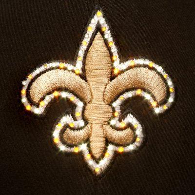New Orleans Saints Flashing Fiber Optic Cap All Products
